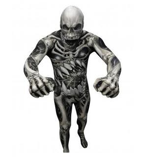Déguisement squelette adulte Morphsuits? Halloween