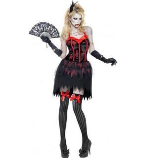 Déguisement zombie burlesque sexy femme Halloween