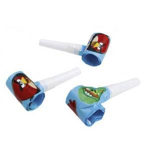 6 Sans-gênes Angry Birds?