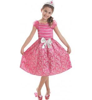 Déguisement Barbie? princesse fille