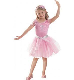 Déguisement Barbie? ballerine fille