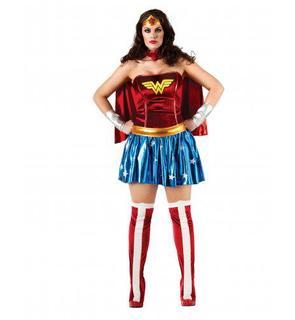 Déguisement Wonder Woman? femme grande taille