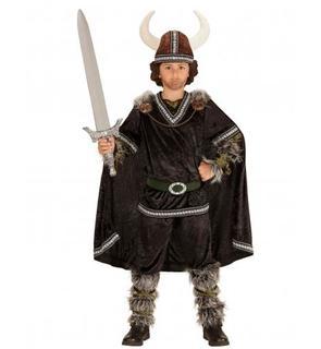 Déguisement viking luxe enfant