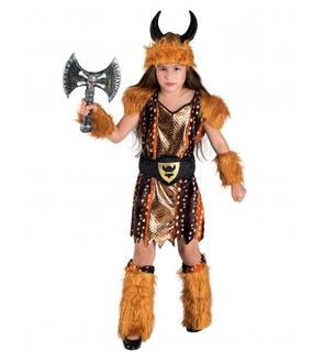 Déguisement viking fille
