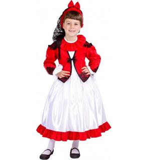 Déguisement traditionnel espagnole fille