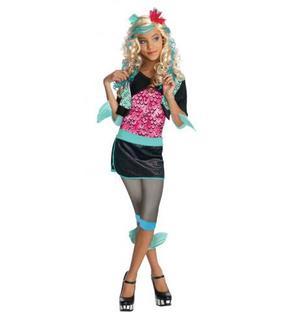 Déguisement Lagoona Blue Monster High? fille