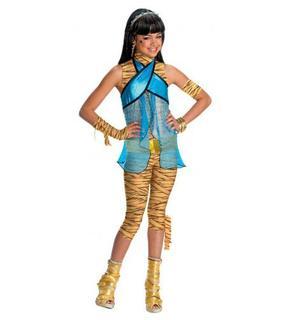 Déguisement Cléo de Nile Monster High? fille
