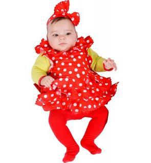 Déguisement typique espagnol bébé fille