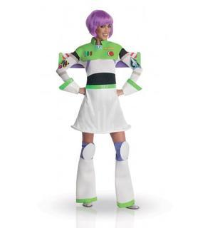 Déguisement Miss Buzz l'Eclair? femme