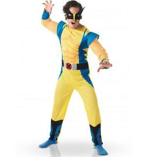 Déguisement Wolverine? adulte