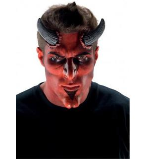 Maquillage Diable