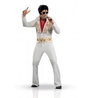 Déguisement Elvis Presley? luxe adulte