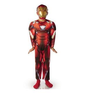 Rubie's Déguisement Luxe Enfant Iron Man : Civil War 3/4 ans