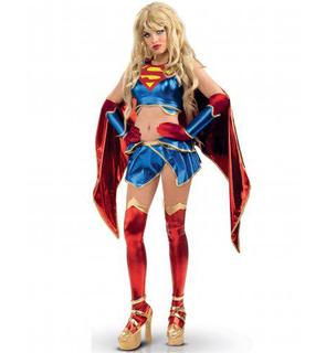 Déguisement Supergirl Amecomi? femme