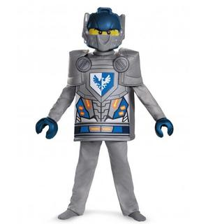 Déguisement deluxe Clay Nexo Knights?- LEGO® enfant