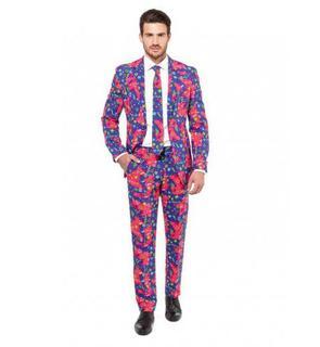 Costume Symbole coloré Opposuits? homme