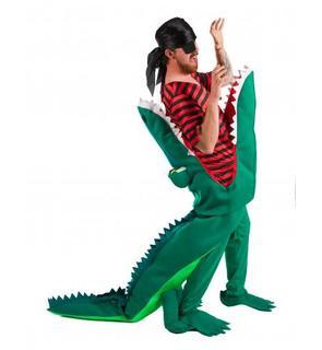 Déguisement pirate mangé par un crocodile adulte