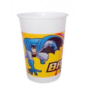8 Gobelets Batman?