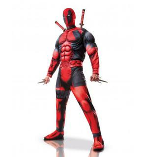 Déguisement adulte luxe Deadpool?