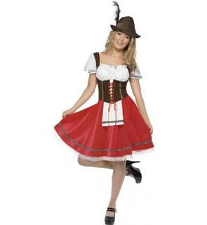 Déguisement bavaroise femme