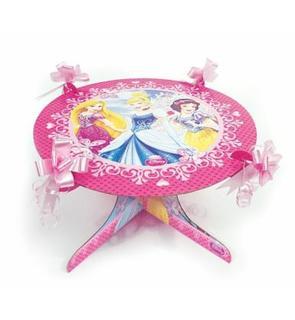 Socle pour gâteau Princesses Disney?