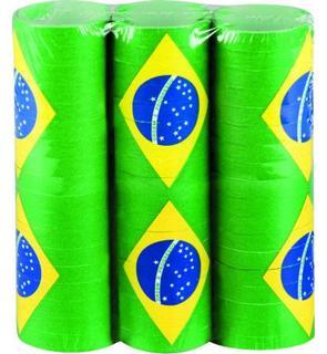 Lot 3 serpentins Brésil