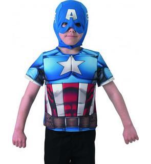 Plastron Captain America The Winter Soldier? enfant