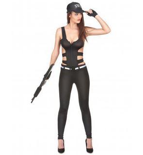 Déguisement SWAT femme