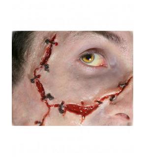 Blessures points suture transfert à l'eau