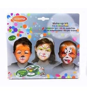 Kit de maquillage animal