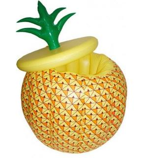 Seau à glace gonflable ananas