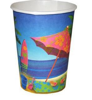 8 verres vacances Hawaï