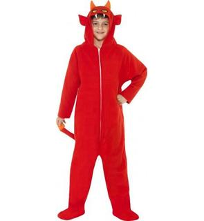 Déguisement diable enfant Halloween