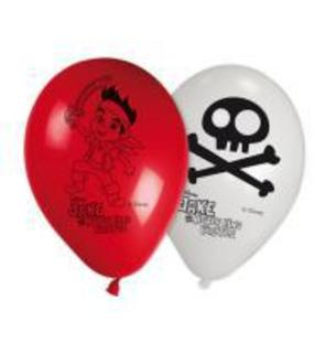 8 Ballons Jake et les pirates?