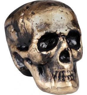 Décoration crâne 17 x 14 cm Halloween