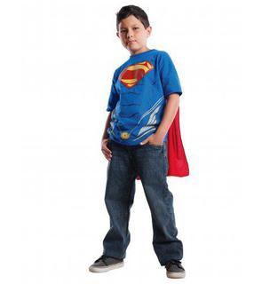 T-shirt avec cape Superman Man of Steel? enfant