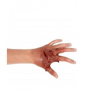 Maquillage peau affreuse Halloween