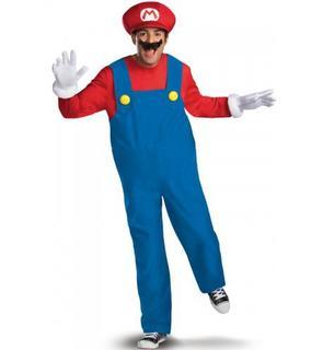 Déguisement Mario? Deluxe Adulte