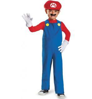 Déguisement Mario? Enfant