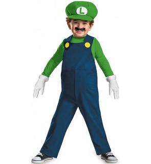 Déguisement Luigi? Bébé