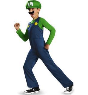 Déguisement Luigi? Enfant