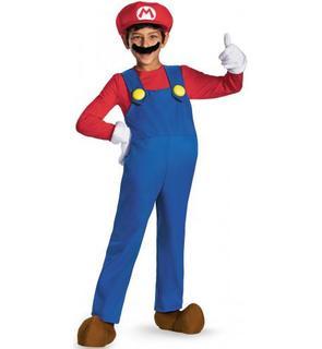 Déguisement Mario? Prestige Enfant