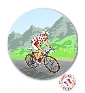 Cut-out cycliste