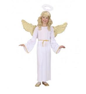 Déguisement ange doré enfant