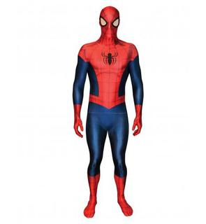 Déguisement Spiderman? luxe adulte Morphsuits?