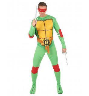 Déguisement Raphael Tortues Ninja? adulte