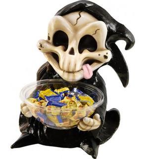 Pot à bonbons  squelette