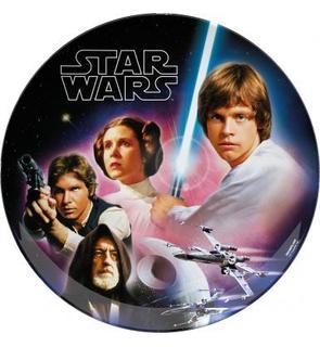Assiette mélamine Star Wars?
