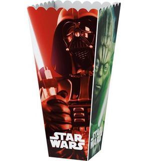 Gobelet à popcorn Star Wars?