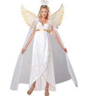 Déguisement  Ange gardien femme